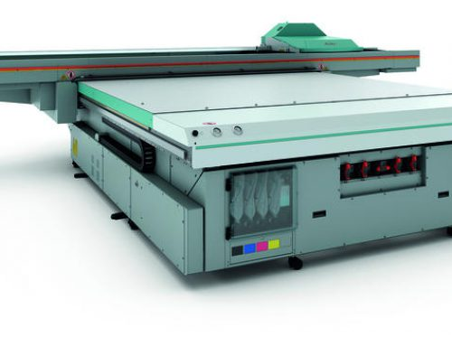Fujifilm announces Acuity F flatbed press